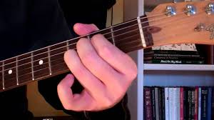 How To Play The Asus4 Chord On Guitar Suspended Chord