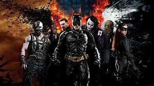 The Dark Knight Trilogy Wallpaper on ...