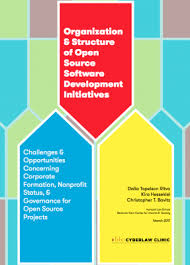 Organization Structure Of Open Source Software Development