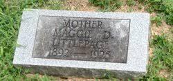 Maggie Delene Marshall Littlepage (1892-1926) - Find A Grave Memorial