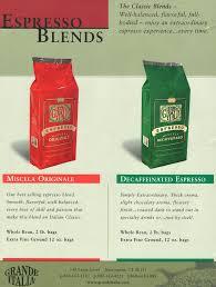 Design Products Company Newington Ct Espresso Blends Final Marketing Design By William Koontz