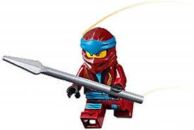 Amazon.com: LEGO Ninjago Ninja NYA Minifigure 70670 Legacy Mini Fig: Toys &  Games
