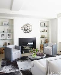 Rooms with white furniture Boys Elle Decor 20 White Living Room Furniture Ideas White Chairs And Couches