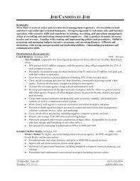 Mortgageroker Job Description Real Estate Resume Sampleroker