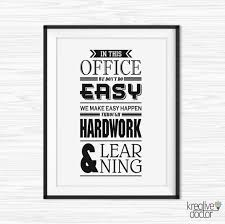 pictures for office. Office Wall Art Motivational Poster Inspiration Canvas Quotes  Decor Printables For Pictures Office Pinterest