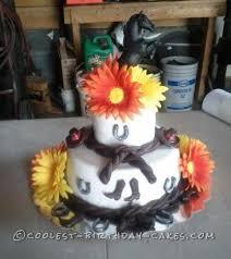 Beautiful Horse Cake