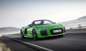 2018 Audi R8 V10 Plus: Price, Specs & Review