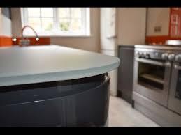 scratch resistant glass kitchen worktops creoglass co uk