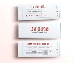 Customized Coupon Book Magdalene Project Org
