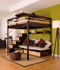 Loft Beds For Small Rooms The Loft Beds Idea For Small Bedroom Home Decorating Designs