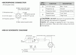 icom microphone pinout and schematic bxhome icom microphone pinout and schematic