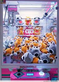 arcade planet claw machines