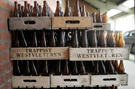 Westvleteren 12 beer, made by Belgian monks, is now available online