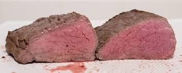 Sous Vide Prime Rib Temperature Chart Roast Beef Oven Versus Sous Vide Stefans Gourmet Blog