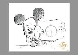 描いて楽しいできてうれしいディズニードローイングクラスに新