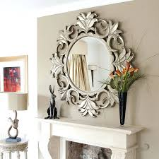 antique mirror walls round wall decorative mirrors framed ideas pertaining to mirrors wall decorations antique best