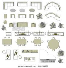 Office Layout Clipart 55Furniture Clipart For Floor Plans