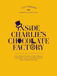 inside charlie s chocolate factory bookstogether this book was written says author lucy mangan for all those who loved charlie and the chocolate factory when they were young and those who love it now