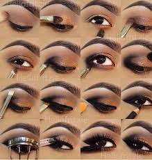 description nice visual step by step eyeshadow application