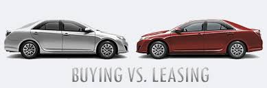 lease a car vs buy leasing vs buying your car angel your car angel
