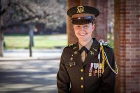 Texas A M Corps Of Cadets Texas A M Corps Of Cadets Selects First Woman Corps Commander