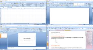 Excel Word Microsoft Office 2007 Wikipedia