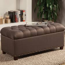 Modern Bedroom Bench Leather Bedroom Storage Bench Bedroom Storage Bench Leather