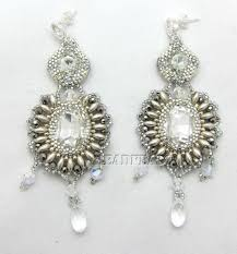 another easy pair of chandelier earrings a tutorial diary of a