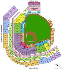 Pnc Park Seating Chart Luxury Suites Pittsburgh Pirates Pnc Park Seating Plan Pittsburgh