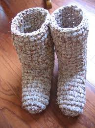 Free Crochet Boot Pattern For Adults