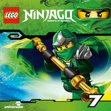 Lego Ninjago: Meister des Spinjitzu (CD 7): Amazon.de: Musik-CDs & Vinyl