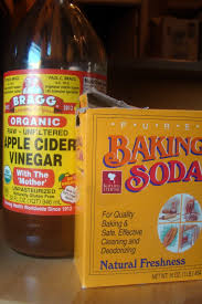 Frugal and Healthy Shampoo Alternative: Baking Soda and Apple Cider Vinegar