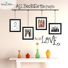 wall frames decorating ideas modern decorating ideas for picture frames on the wall port lovely wall