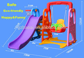 HL-0850 Children Commercial Indoor Plastic Kids Slides for Preschool