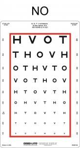 How To Use Sloan Eye Chart Snellen Schoolhealth Blog