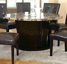 round granite table tops dining full image for with regard to ideas 6