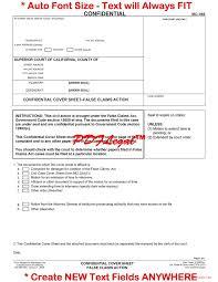 declaration form mc 030 miscellaneous california judicial council forms california legal