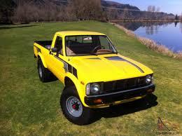 Restored 1980 Toyota 4x4 Pickup, Original Turn Key Ready Truck -22r