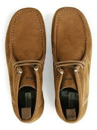 mens vegan moccasin boots in brown vegan suede will s vegan