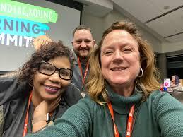 "Melba Gilbert Manning, EdD on Twitter: ""Still hanging in there at the  Microsoft headquarters in Redmond, WA #roadtoredmond #MIEExpert  #Pearlandtech @PearlandETS @pearlandisd… https://t.co/9Bl3dcPMtl"""