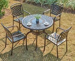 metal chairs dining stackable garden