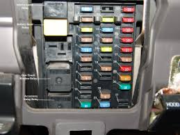 2003 ford f150 fuse box vehiclepad sparkys answers 2003 ford f150 interior fuse box identification