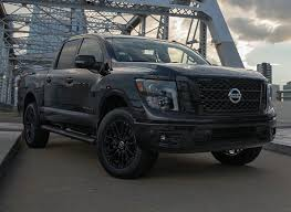 2018 nissan titan. contemporary 2018 photo gallery 2018 nissan frontier and titan midnight edition  jd power  cars in nissan titan