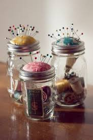 Best Mother's Day Gifts - The Inspiration Board | Sewing jars, Mason jar  crafts, Mason jars