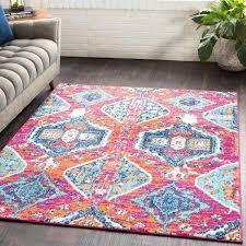 bright area rug moroccan rugs nuloom blythe 8x10