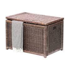 <b>Ящик rattan grand sidney</b> medium brown | SPORTLE