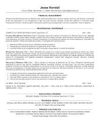 Professional Objectives For A Resume Best Solutions Of Finance