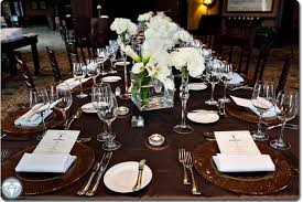 Dinner party decorations by LM Chung Ltd for Audemars Piguet at TPC  Sawgrass, Ponte Vedra