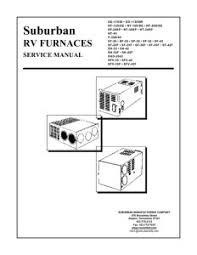appliances documents com rv thumbnail of suburban furnace service manual