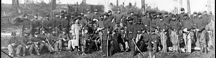 Regular War Civil The In Cavalry